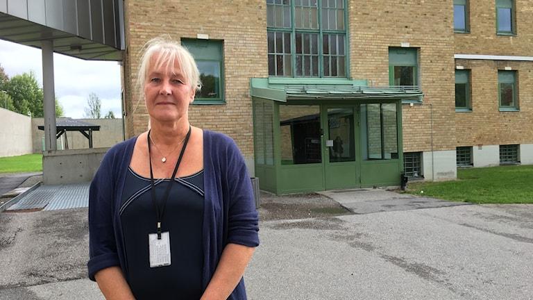 Marie Jönsson, biträdande institutionschef