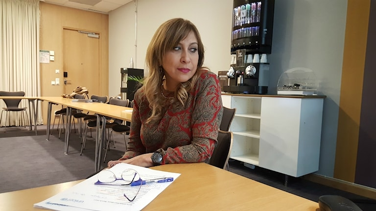 Hanaa Singer, UNICEF:s representant i Syrien.