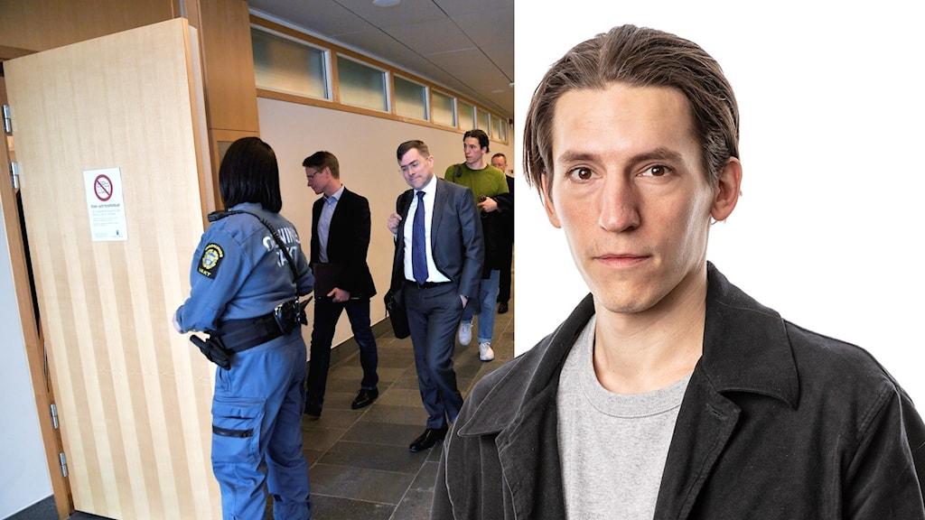 Rättegången i Förvaltningsrätten om Post- och telestyrelsen PTS hade rätt att stänga ute telekomjätten Huawei från de svenska 5G-näten.