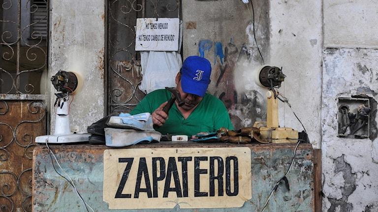 Kuba och företagande.