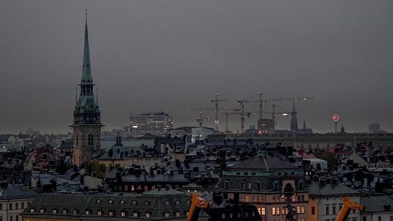 Mörker på Södermalm