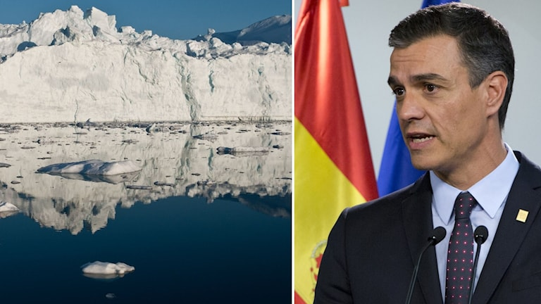 Spaniens premiärminister Pedro Sanchez