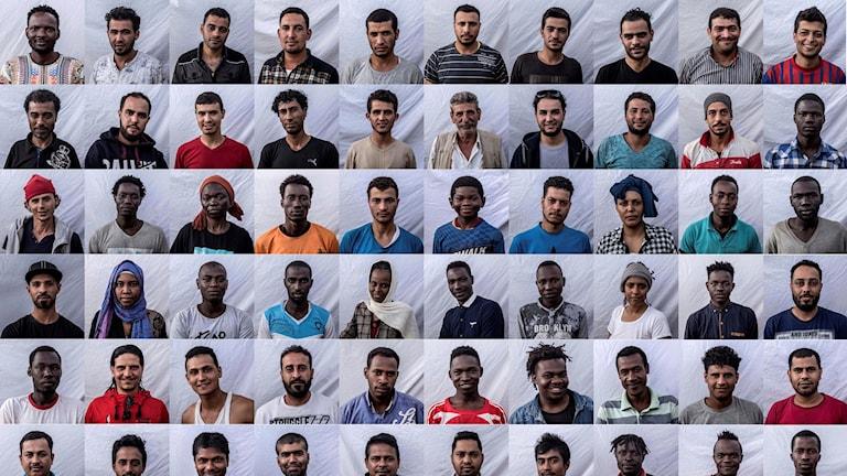 Malta - landet som tar emot flest asylsökande