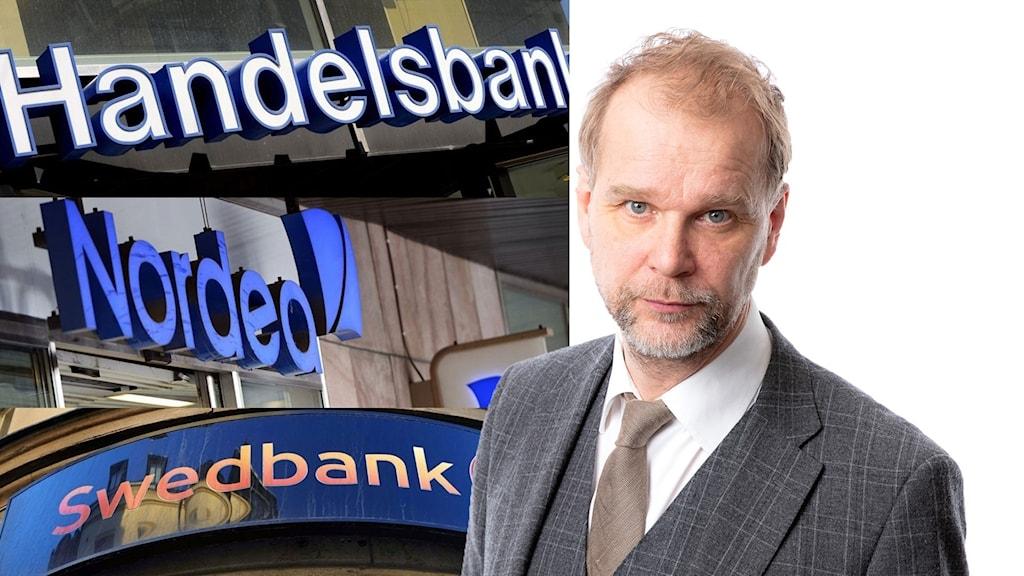 Kristian Åström om bankerna