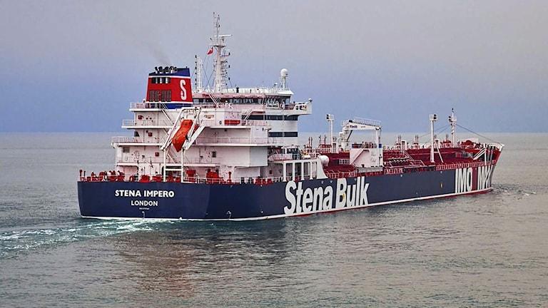 Stena Bulk.