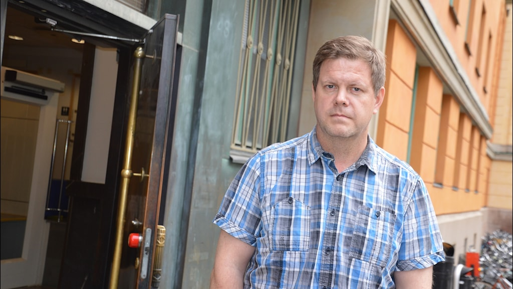Ulf Höglund Polis
