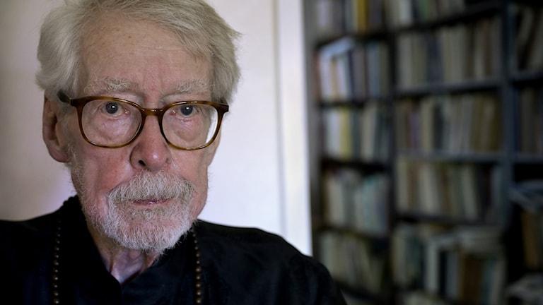 Akademiledamoten Göran Malmqvist.