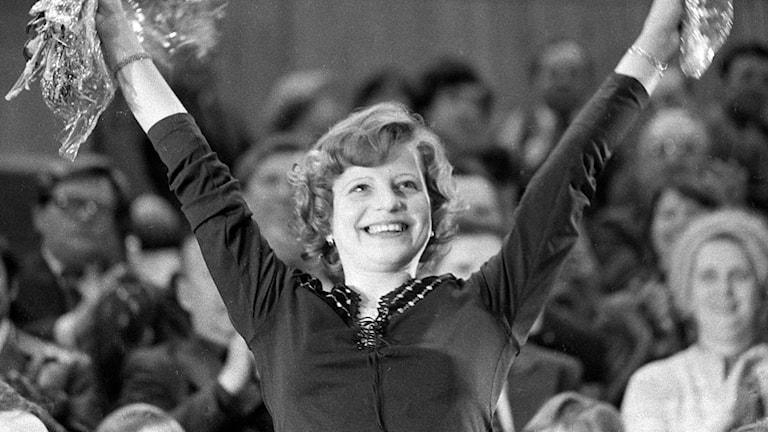 Olga Korbut 1979