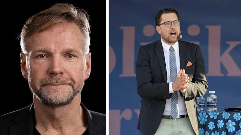 tomas ramberg och jimmie åkesson