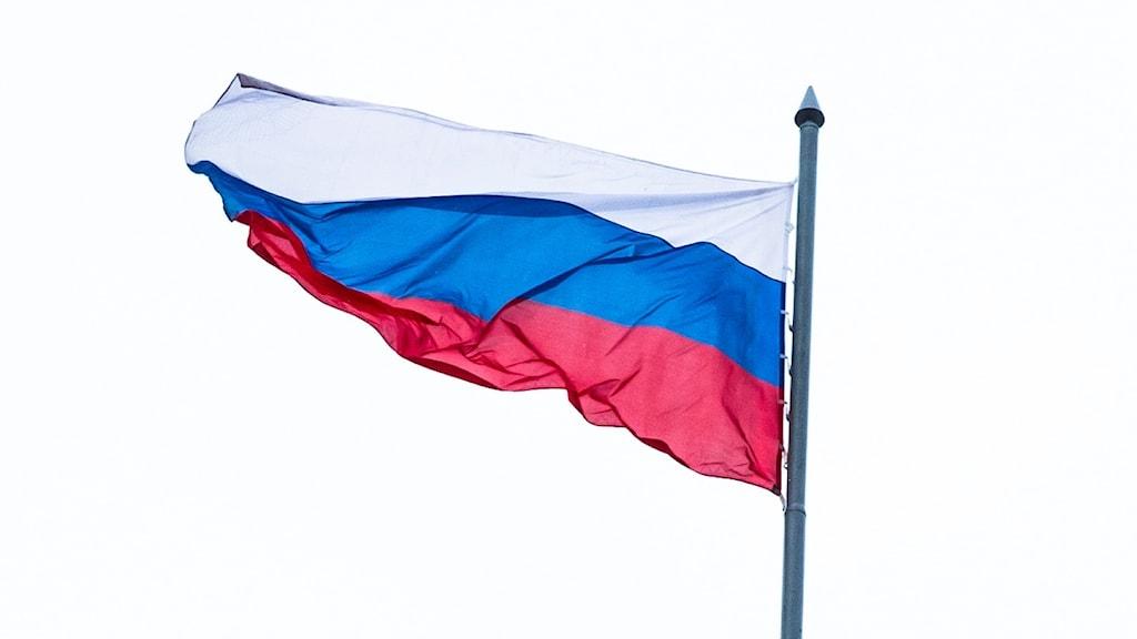 Rysk flagga