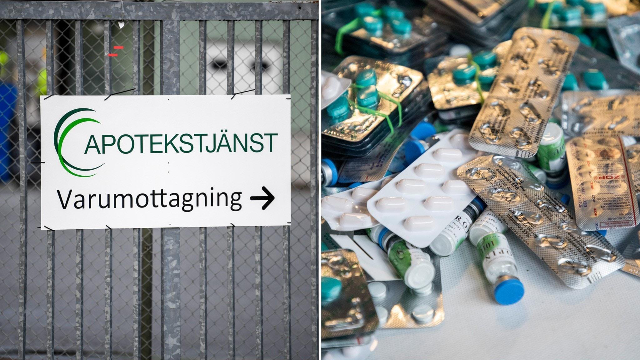 Image result for apotekstjänst