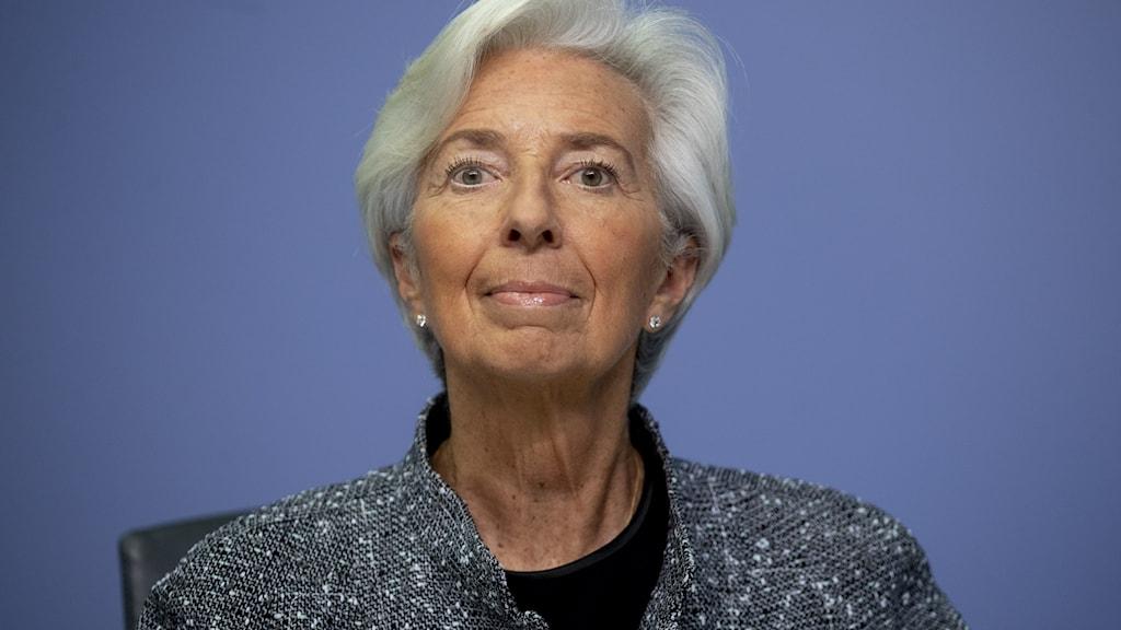 ECB:s chef Christine Lagarde