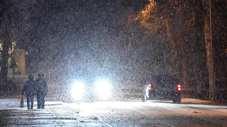 Snö- och ishalka