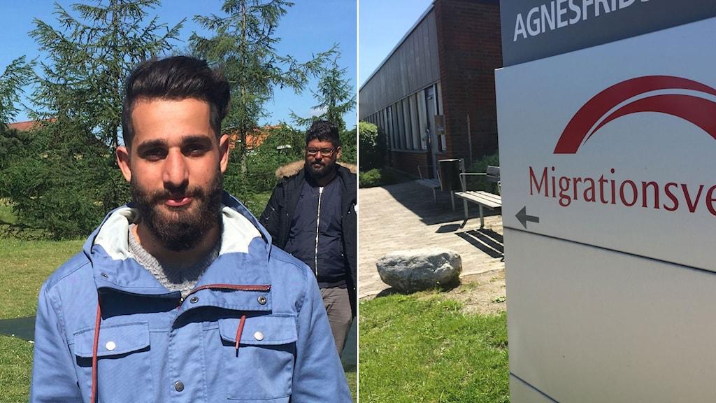 Farazdak kom från Irak till Sverige mitt i flyktingvågen i augusti 2015.