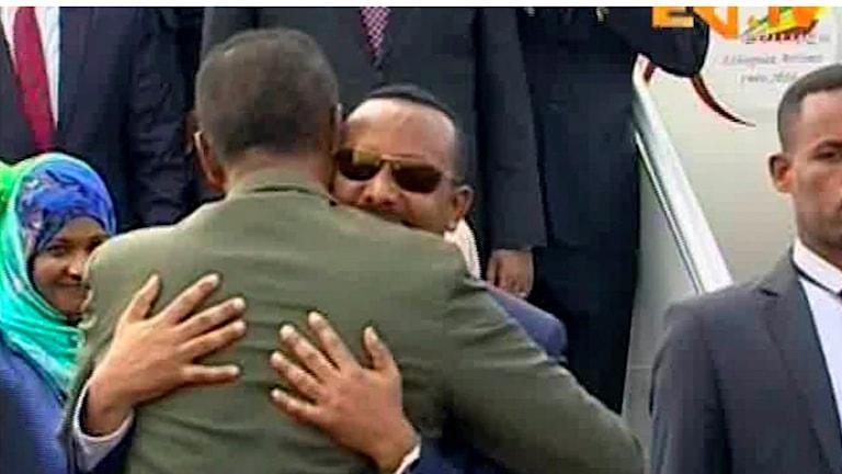etiopien, eritrea, fred