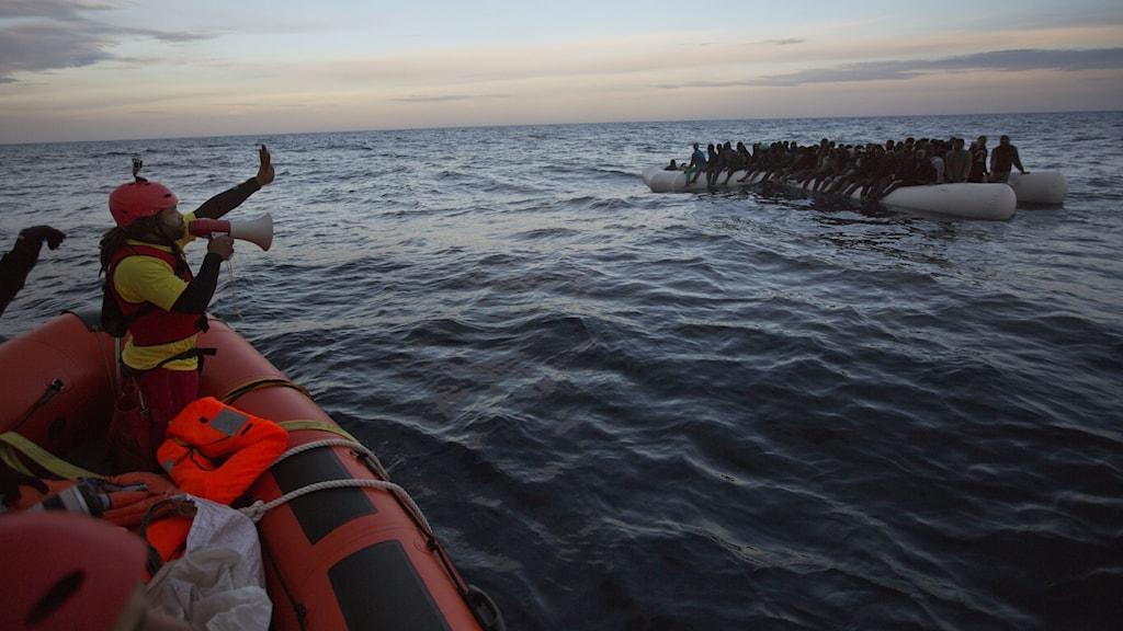 Danmark i samtal med flera länder – vill ha asylcenter utanför EU