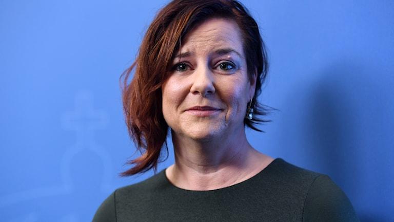 Anna Carlstedt tar över uppdraget som regeringens samordnare mot våldsbejakande extremism.