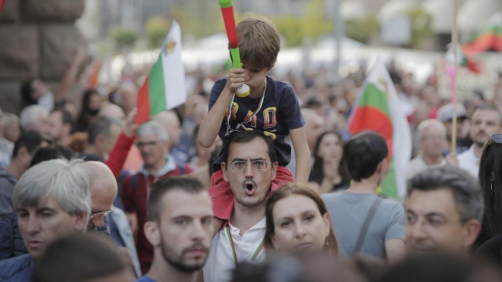Bulgariens starke man försvagad efter val
