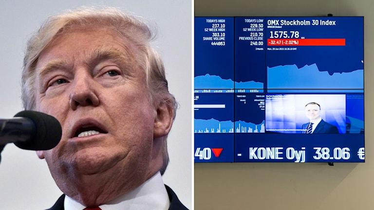 trump och börsen