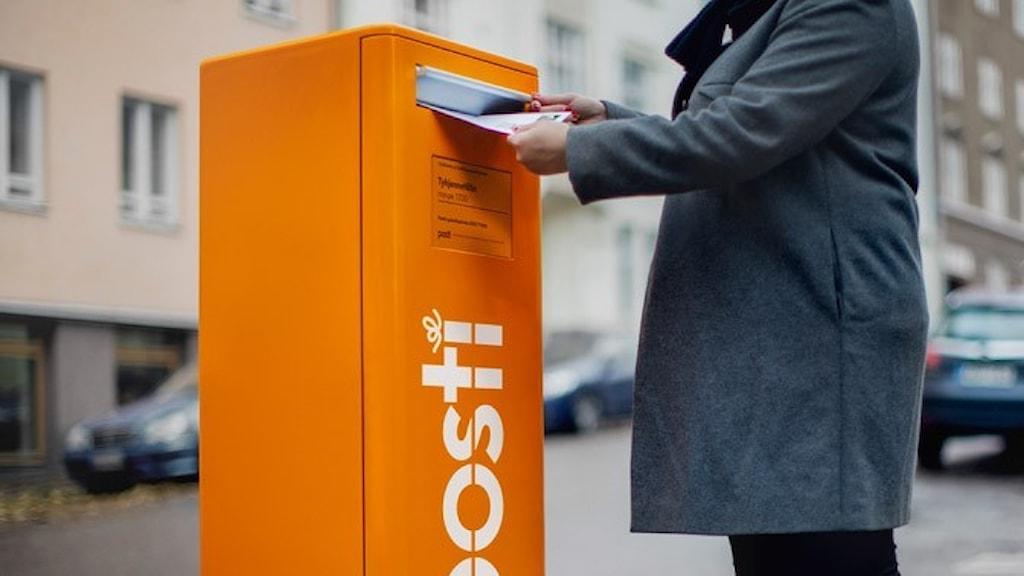posti Finland