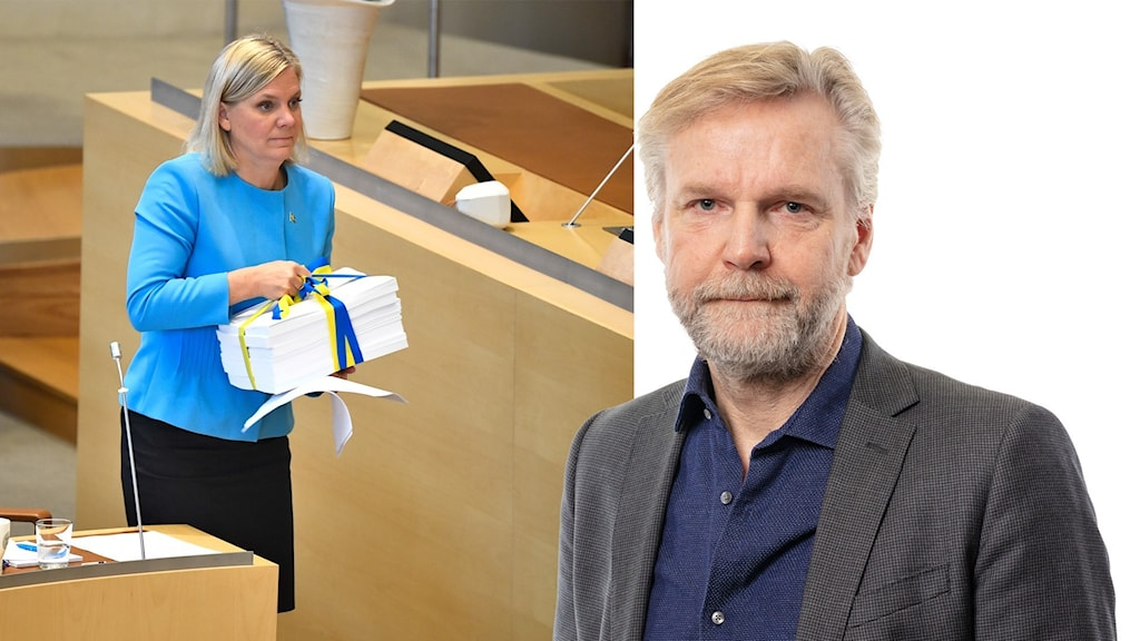 Tomas Ramberg om budget