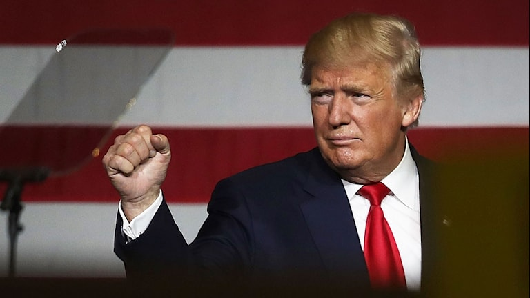 Den republikanske presidentkandidaten Donald Trump.