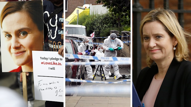 Jo Cox, National Action, Amber Rudd