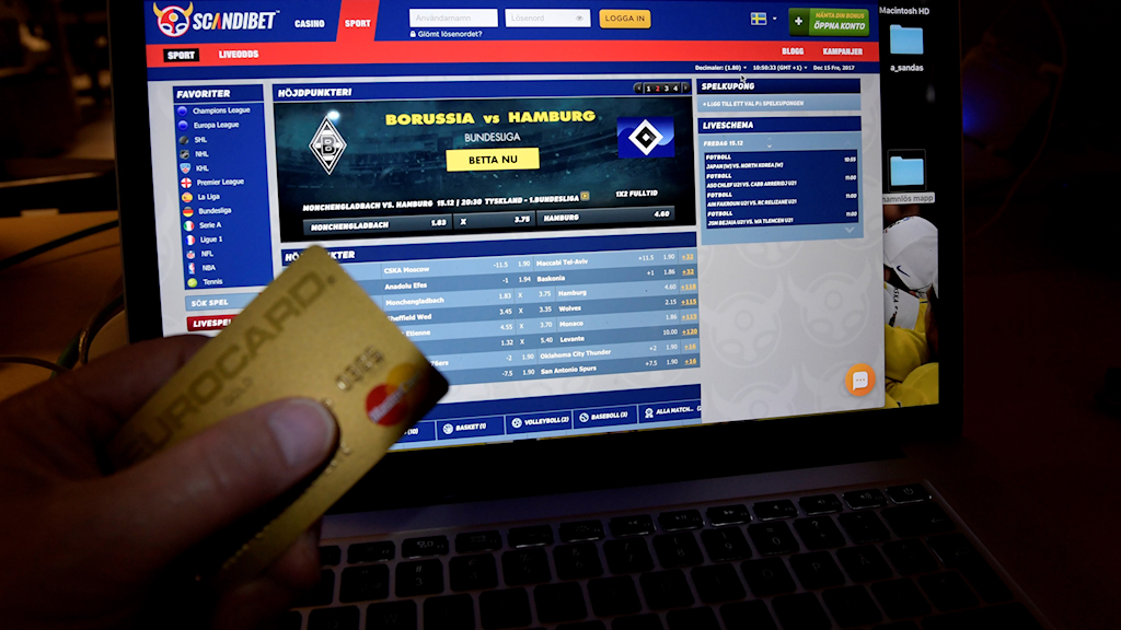 ONLINE BETTING.