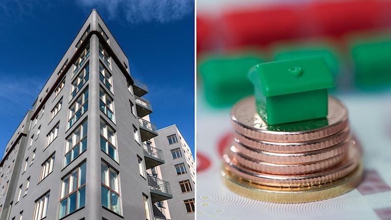 Bostadsrättsföreningarna sparar för lite till renoveringar enligt ny rapport.