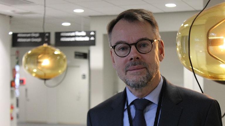 Hovrättspresidenten Anders Perklev