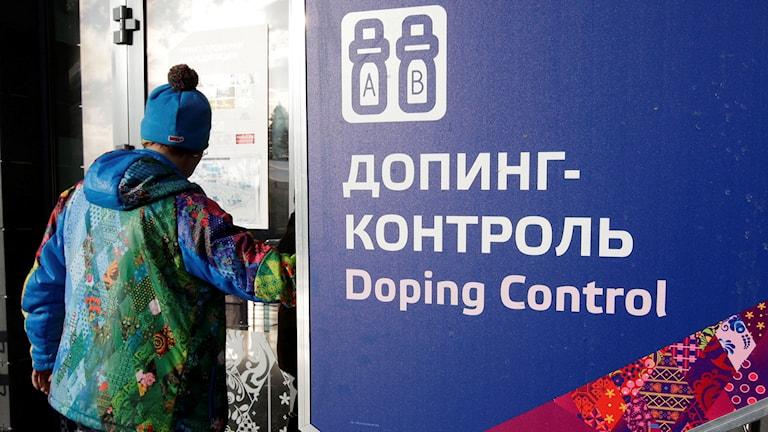 Ryssland dopning