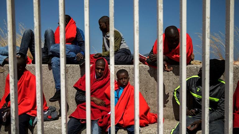 Afrikanska unionen säger nej till flyktingläger
