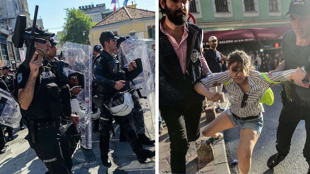 Turkiet Pride Istanbul