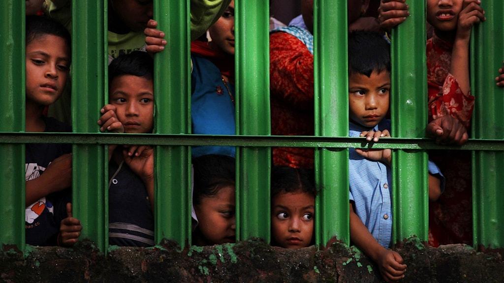 Corona kan ha ökat barnadödligheten i Nepal