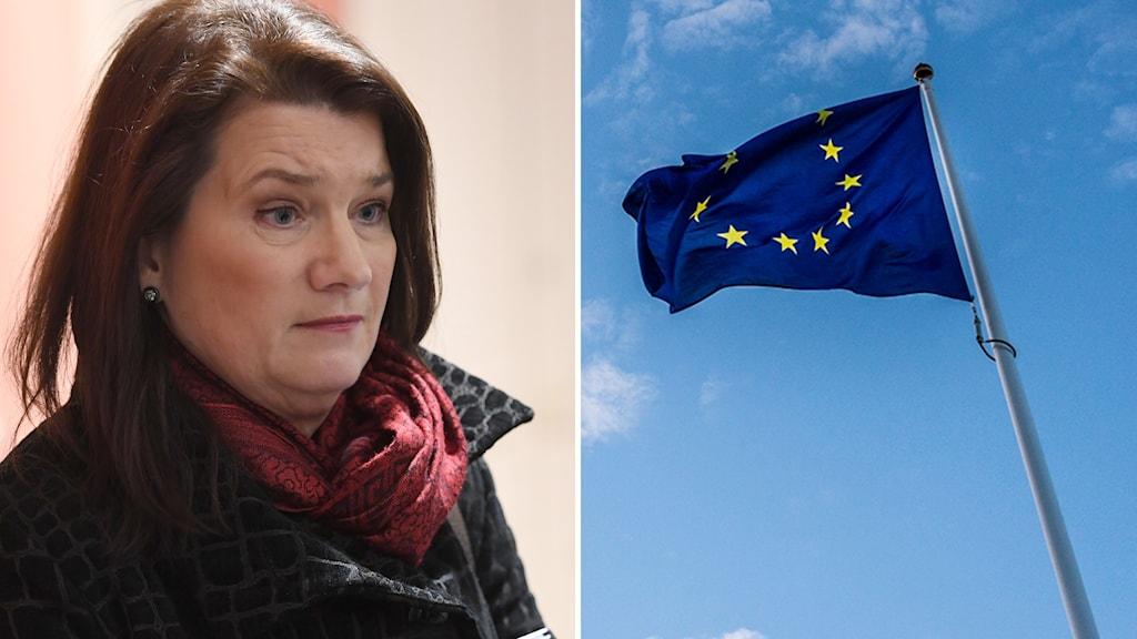 EU-minister Ann Linde