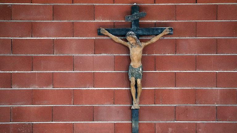 Krucifix, Jesus, kors, Kristendom