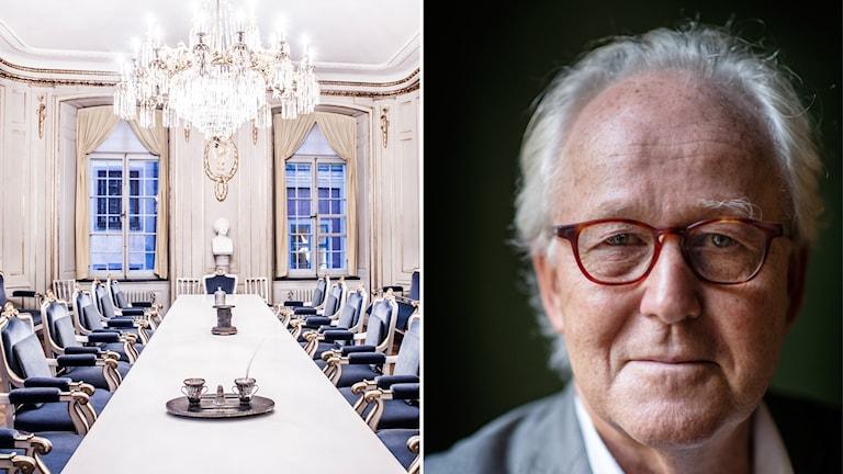 Lars Heikensten, vd på Nobelstiftelsen