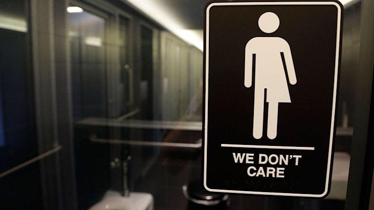 könsneutrala toaletter