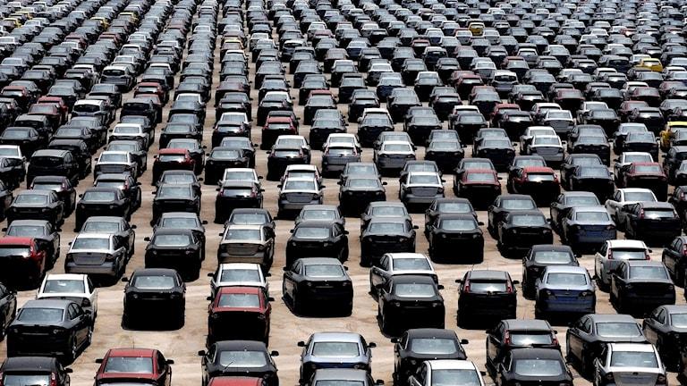 Allt fler bilar privatleasas.