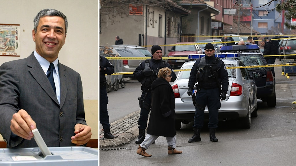 Oliver Ivanovic, serbisk politiker i Kosovo har mördats