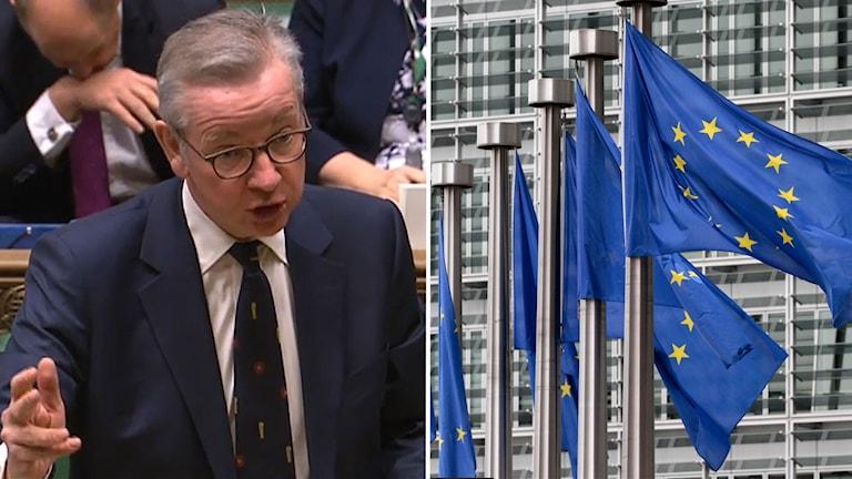 Storbritanniens krav: Vill inte följa EU:s regler