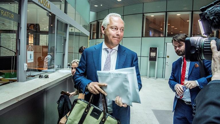 Rakhmat Akilovs försvarsadvokater Johan Eriksson