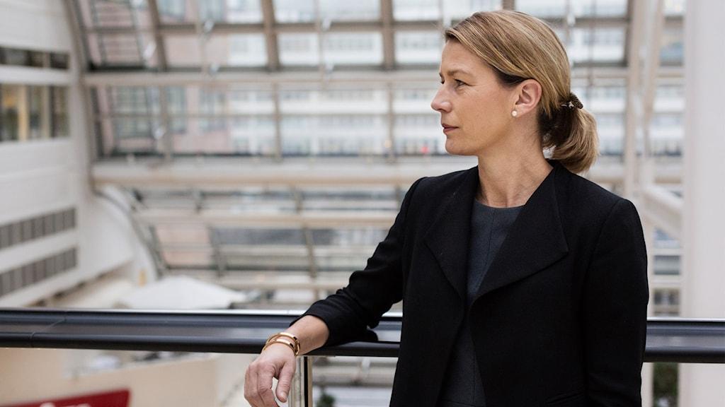 Lena Sellgren är chefsekonom för Business Sweden