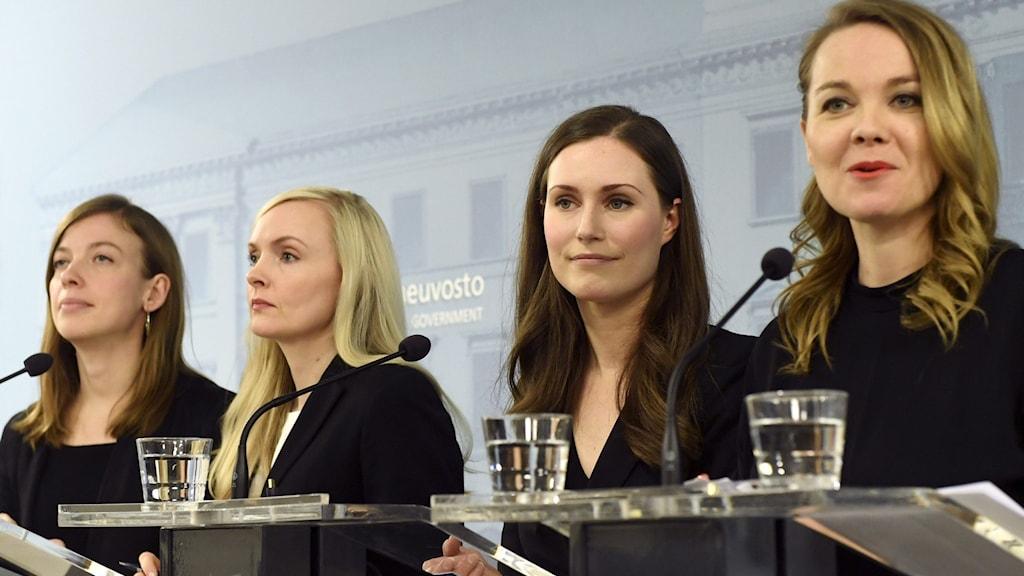 Finska ministrar.