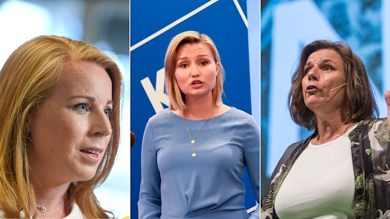 Andelen kvinnor minskar på valsedlarna