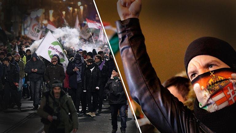 Ytterligare protester väntas i Ungern i dag