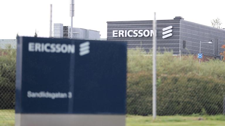 Ericssons fabrik i Borås