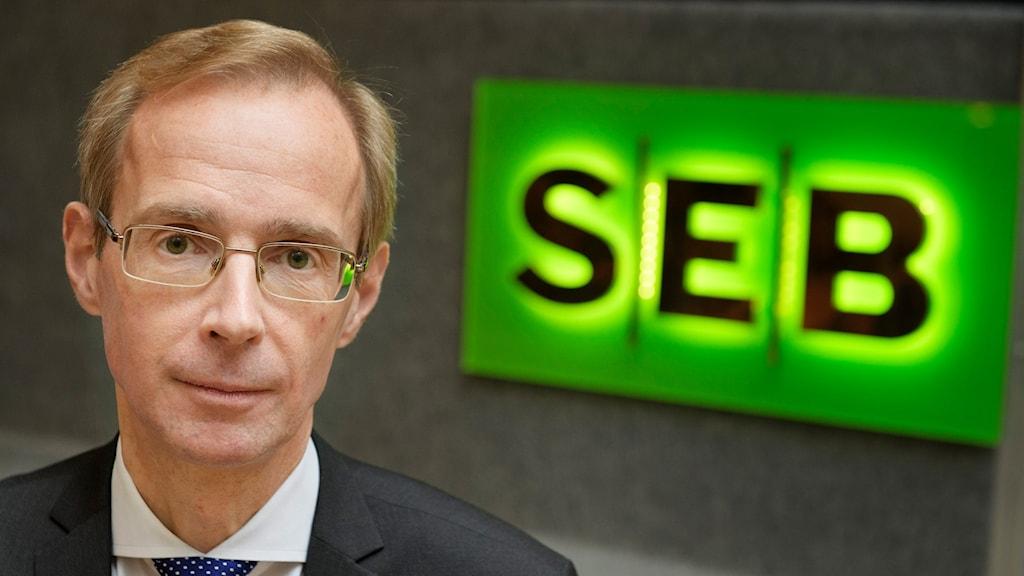 Robert Bergqvist chefsekonom SEB