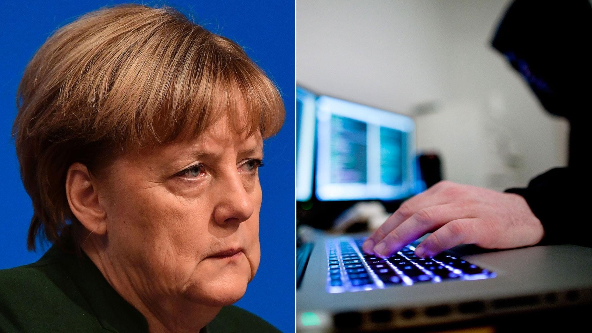 Politisk extremism okar i tyskland