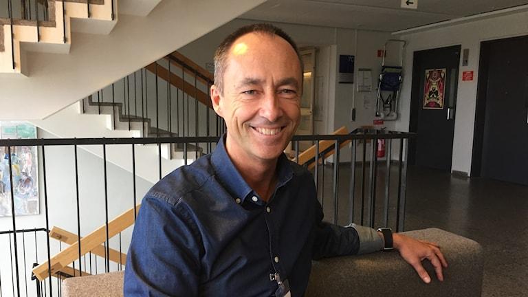Håkan Svedman, chef Ikea Sverige.